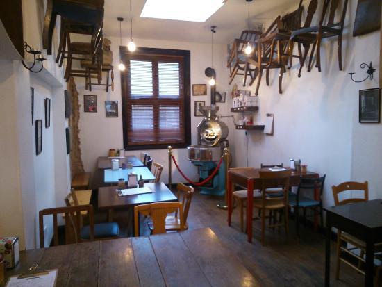 Interior Picture Of Chairs Coffee London Tripadvisor