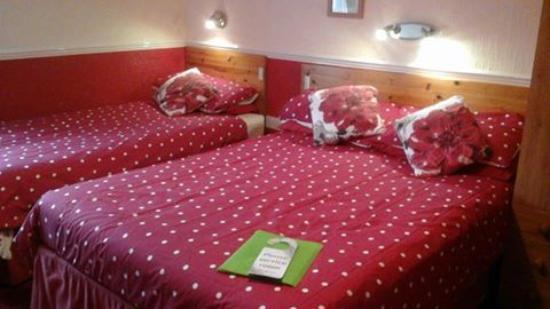 Chorlton Hotel: Family Room 10