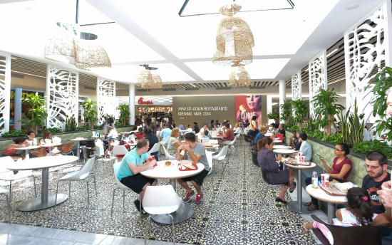 Westfield Mall Plantation Food Court