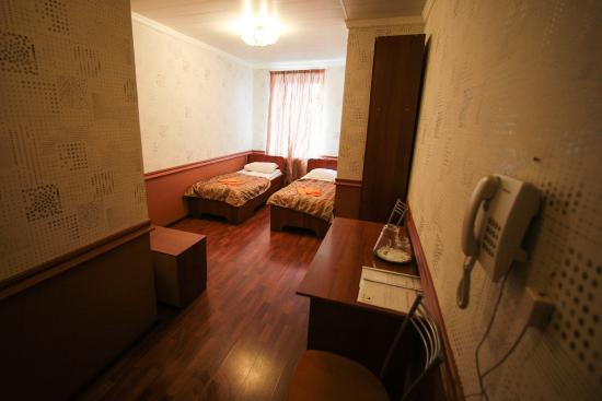 Ra Tambovskaya 11 Hotel : Номер категории Стандарт TWIN