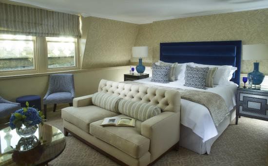 The Royal Crescent Hotel & Spa: Deluxe double room
