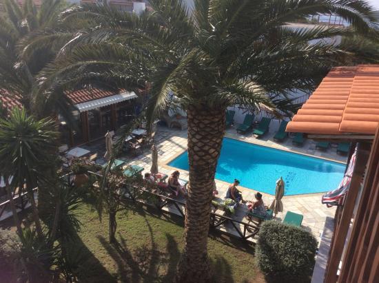 Hotel Costas Mary: Hotel Room