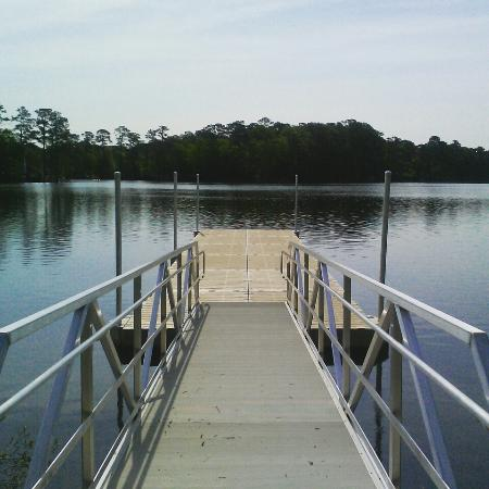 Lake Lawson Smith Natural Area Pier