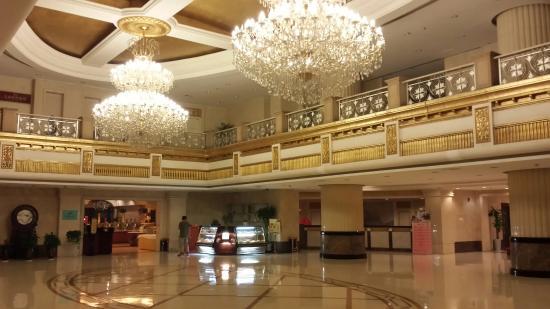 Shan Yang Jian Guo Hotel : 山陽建國飯店