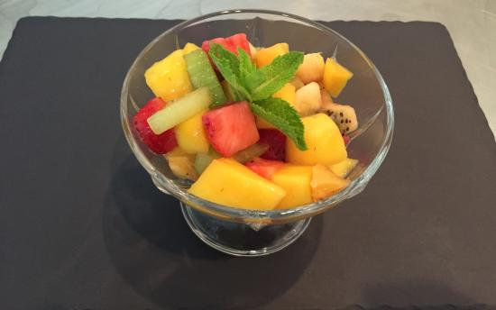 Salade de fruits maison photo de kosy sushi sanary sur mer tripadvisor - Salade de fruits maison ...