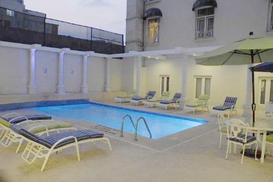 Gamma de Fiesta Americana Monterrey Gran Hotel Ancira: Pool