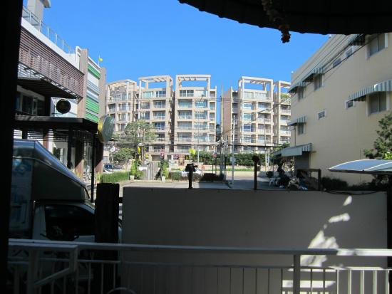 My Way Hua Hin Music Hotel: street view