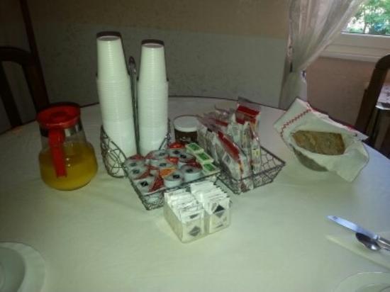 Alex Bed and Breakfast: la colazione