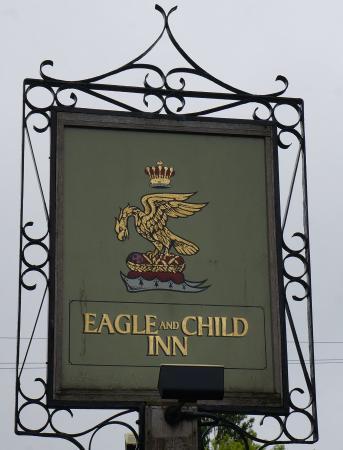 Eagle & Child, Bispham Green
