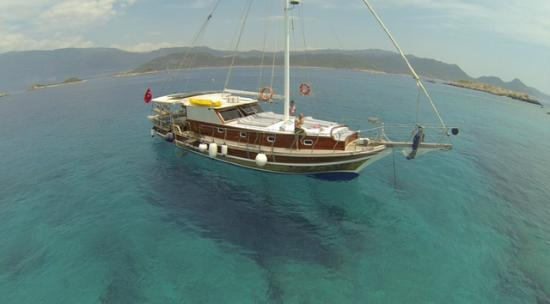 Boat Trips by Captain Ergun : This is part of the dream