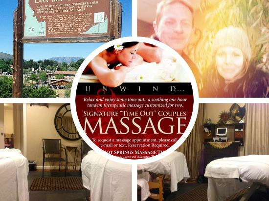 Lava Hot Springs Massage Therapy