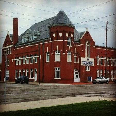 Saint Joseph, MO: Harvey Ellis designed in 1890