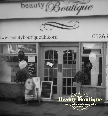 Beauty boutique cromer