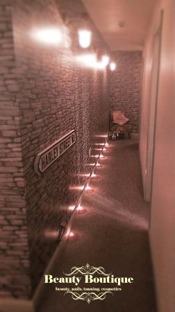 Beauty Boutique: Hallway to beauty heaven