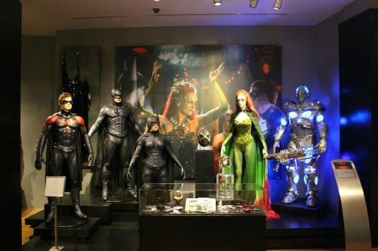 Warner Brothers Tour London Batman