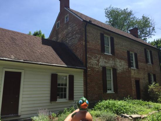 Colvin Run Mill Park: Mr. Peabody Pembroke visits the Colvin Run Mill
