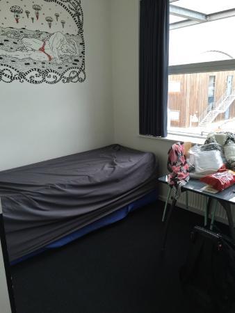 Danhostel Roskilde: Small single bed