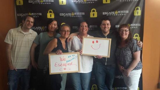 Escape The Room Pittsburgh Reviews