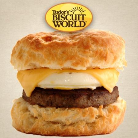 Tudor's Biscuit World: Ron