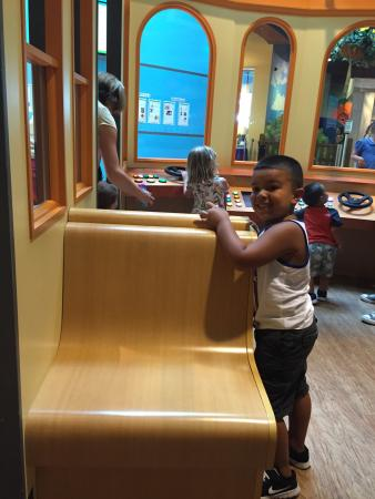 Golisano Children's Museum of Naples : Great place for kids