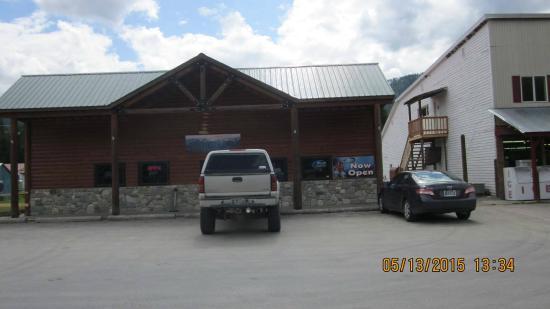 Noxon, MT: Sawtooth Grill