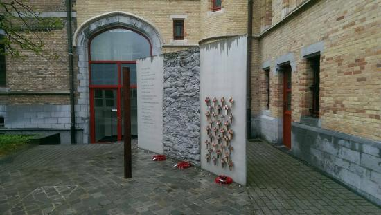 Poperinge Town Hall Death Cell