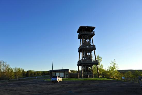 Nicollet Tower, Sisseton, South Dakota