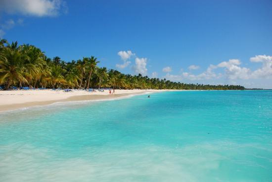 El Tour Caribe Saona Island Beach Stop