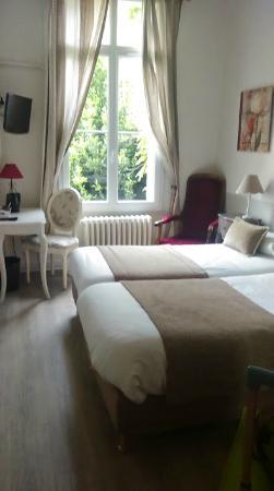 Val de Loire Hotel: Chambre