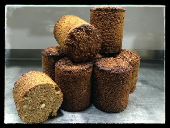 Weinhof Voosen Restaurant & Winebar: Unsere Brote
