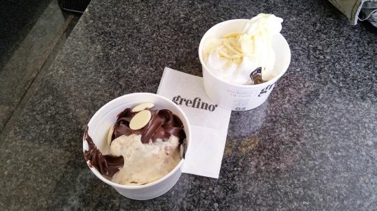 Sladoledni Bar Grefino