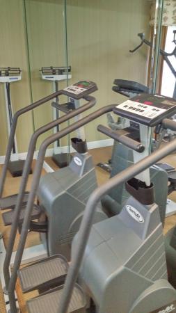 La Quinta Inn & Suites Mobile - Daphne: exercise room