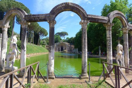 Green Line Tours Rome Tivoli