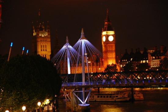 Photo Walks of London: London bei Nacht