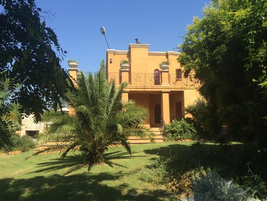 Tuareg Guest House: Garden