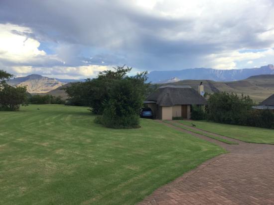 uKhahlamba-Drakensberg Park, Republika Południowej Afryki: Chalet 7