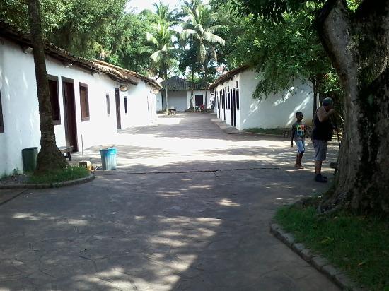 Parque Cultural Vila de Sao Vicente