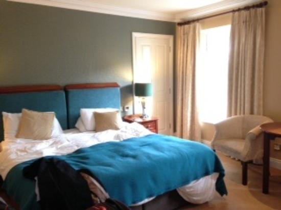 Ballygarry House Hotel & Spa: Room