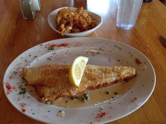 Trout Restaurant Traverse City