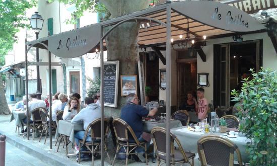 Restaurant Le Grillon