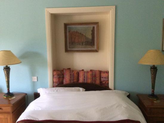 Mount Vernon: My room