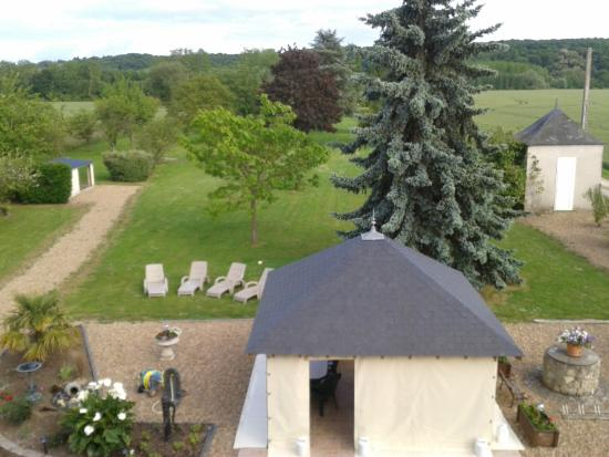 Brehemont, فرنسا: Jardin