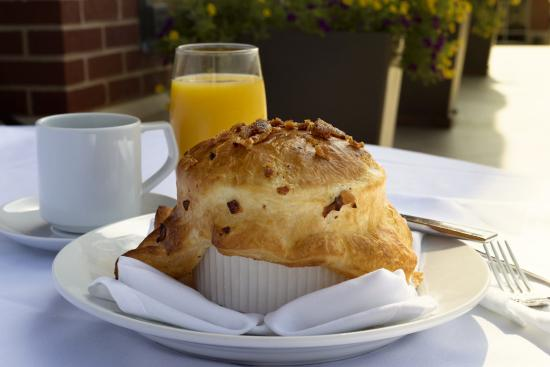 Springs at the Artesian : Breakfast Pot Pie
