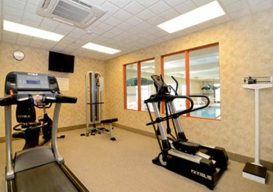 Comfort Inn & Suites: Fitness Center in Jerome, Idaho
