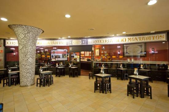 100 montaditos heron city barcellona ristorante for Case vacanza barceloneta