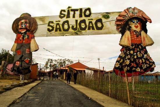 Vila Sitio Sao Joao