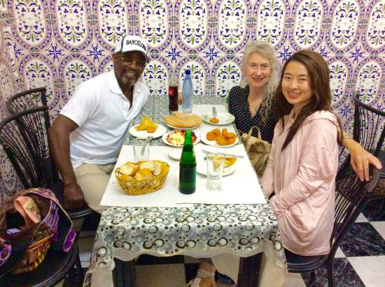 Dar JAND: With Janet in tangier
