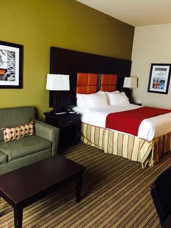 Holiday Inn Express Hotel & Suites Dallas West: Room