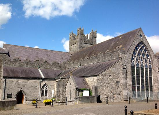 Kilkenny, İrlanda: Exterior from the south west