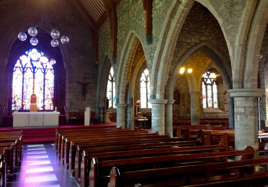 Kilkenny, Irlanda: View from the nave facing east